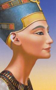 Die perfekte Nasenform bei Kleopatra