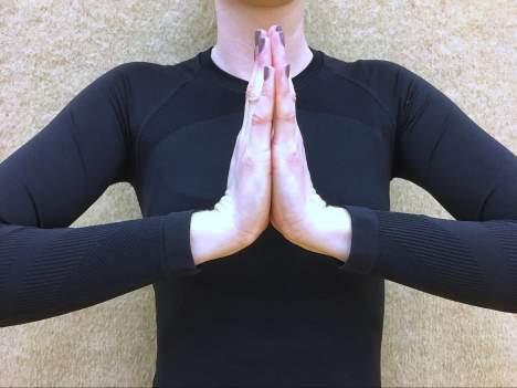 Übung 3 zur Vorbeugung gegen Handgelenksarthrose